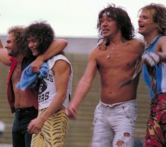 1984 – Monsters Of Rock Sweden @ Rasunda Stadium