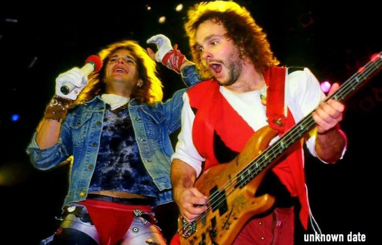 Van Halen - 1984 – Calgary, AB Canada @ Olympic Saddledome
