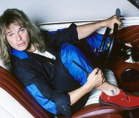 1984 – David Lee Roth Interview – Discussing Crazy From The Heat