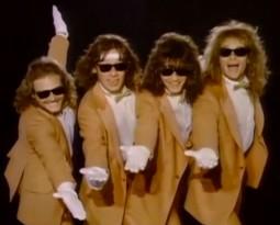 """1984 – """"Hot For Teacher"""" (music video)"""