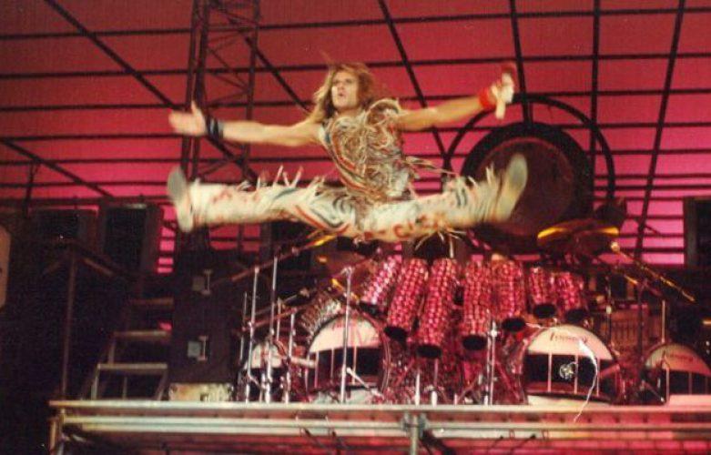 Van Halen - 1984 – Philadelphia, PA @ The Spectrum