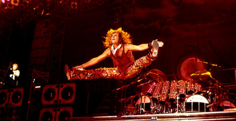 Van Halen - 1984 – Philadelphia, PA @ The Spectrum