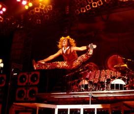 1984 – Philadelphia, PA @ The Spectrum