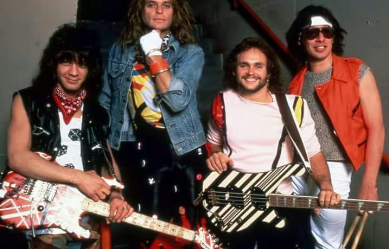 Van Halen - 1984 – Interview on Rockline with Bob Coburn