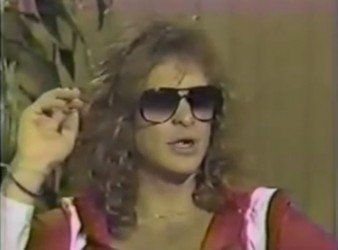 1985 – David Lee Roth Interview on Good Morning America