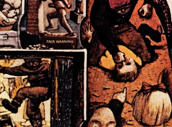 1981 – Fair Warning (album)