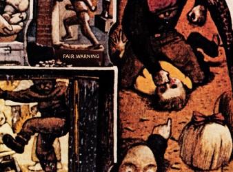 1981 – Fair Warning (album)