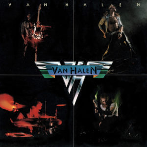 1978: Van Halen cover