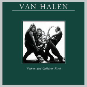 1980: Women And Children First cover